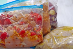 Chicken Crockpot Freezer Meals